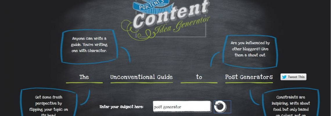 3 Free Blog Title Generators That Help You Generate Clicks